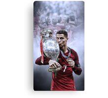 Portugal Euro 2016 Winners Canvas Print