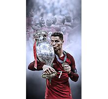 Portugal Euro 2016 Winners Photographic Print