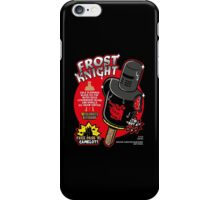 Frost Knight Ice Pop iPhone Case/Skin