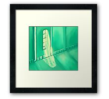 Queen Mary's Castle (EarthBound Zero) Framed Print