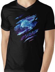 The Cryophoenix Mens V-Neck T-Shirt