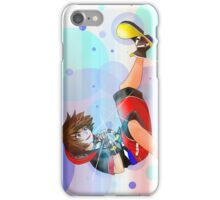 Kingdom Hearts Dream Drop Distance - Sora iPhone Case/Skin