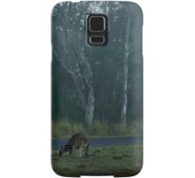 Early morning mist on the corner of Edinburgh Dr Samsung Galaxy Case/Skin