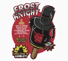 Frost Knight Ice Pop Kids Clothes