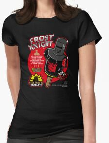 Frost Knight Ice Pop Womens Fitted T-Shirt