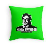 Henry Swanson  Throw Pillow