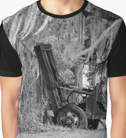 Abandone Equipment Graphic T-Shirt