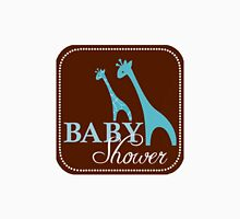 Giraffe Baby Shower Unisex T-Shirt