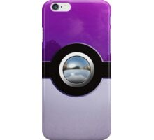 Pokemon Masterball Pokemon Go Case Ali-A iPhone Case/Skin