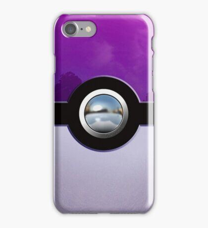 Pokemon Masterball Pokemon Go Case Ali-A iPhone Case/Skin
