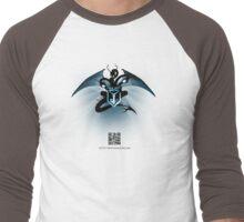 Ingress : Resistance UK Dragon Men's Baseball ¾ T-Shirt