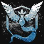 team mystic - pokemon go by ElderStrikers