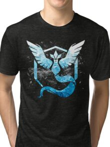 team mystic - pokemon go Tri-blend T-Shirt
