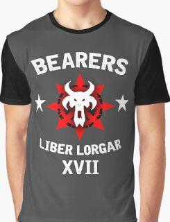 Bearers - Liber Lorgar Graphic T-Shirt