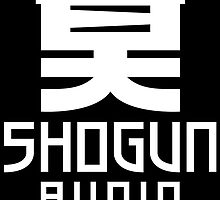 SHOGUN AUDIO WHITE by iroarimasu