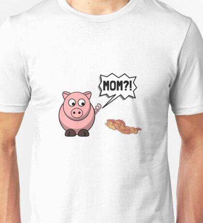 Pig Mom Unisex T-Shirt