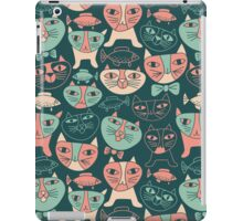 Funny Cats iPad Case/Skin