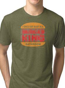 BK Bathroom Tri-blend T-Shirt