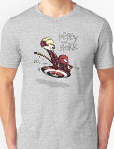 Uncivil Heroes Unisex T-Shirt