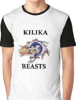 Blitzball - Kilika Beasts Graphic T-Shirt