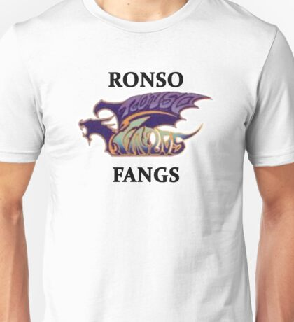 BlitzBall - Ronso Fangs Unisex T-Shirt
