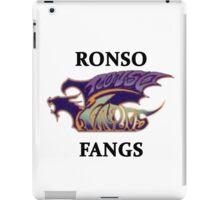 BlitzBall - Ronso Fangs iPad Case/Skin