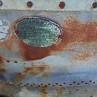 Rust on the Boat by Monnie Ryan