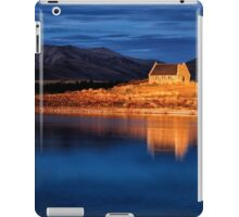 Church of the good shepherd, Lake Tekapo iPad Case/Skin
