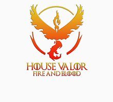 House Valor (GOT + Pokemon GO) Special vers. Unisex T-Shirt