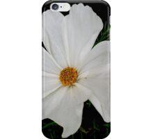 Cosmos White iPhone Case/Skin
