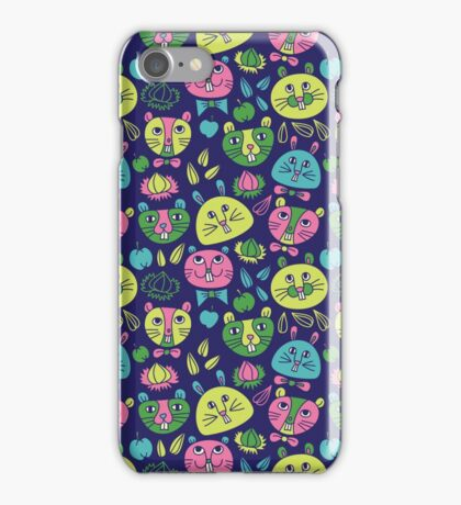 Funny Hamsters iPhone Case/Skin