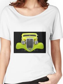 1934 Ford 'Chopped Top' Coupe II Women's Relaxed Fit T-Shirt