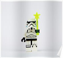 Star Trooper Fairy Poster