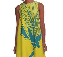 Usbong - Carmelita 1003 A-Line Dress