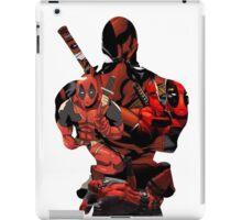 Deadpool Mash-up iPad Case/Skin