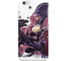 Yugi Muto with his monsters. iPhone Case/Skin