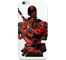 Deadpool Mash-up iPhone Case/Skin