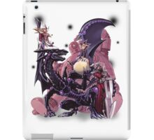 Yugi Muto with his monsters. iPad Case/Skin