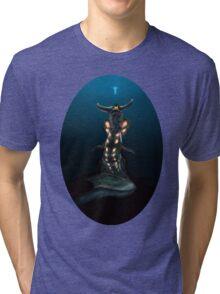 Deep Ocean Ceadeus Tri-blend T-Shirt