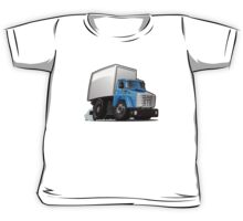 Cartoon delivery or cargo truck Kids Tee
