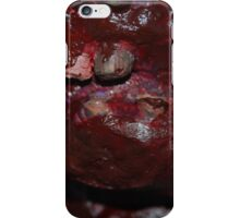 Zombie mouth iPhone Case/Skin