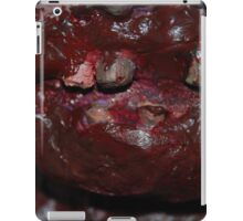 Zombie mouth iPad Case/Skin