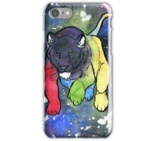 Voltron Universe Lion iPhone Case/Skin