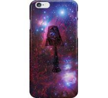 Space Lamp iPhone Case/Skin