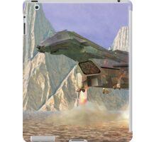 Spaceship . . .  iPad Case/Skin