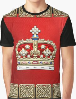 Crown of Scotland  Graphic T-Shirt