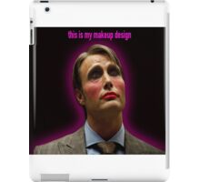 This Is my Makeup Design iPad Case/Skin