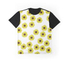 Mini Sunflowers  Graphic T-Shirt