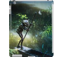 Messing about on the river iPad Case/Skin