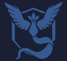Team Mystic (Blue) One Piece - Short Sleeve